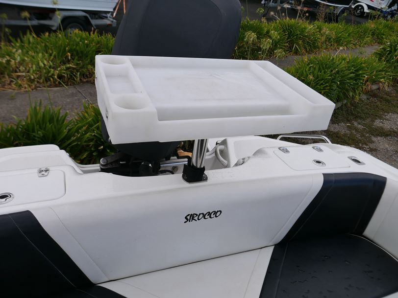 Streaker 6100 Sirocco Bow Rider