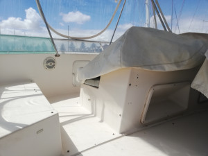 1989 Caribbean 35 Mk 11