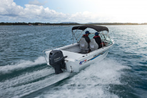 NEW 2019 QUINTREX 430 FISHABOUT WITH 40HP YAMAHA  FOR SALE PACK 1