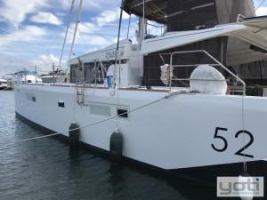 Lagoon 52F - Suite 2