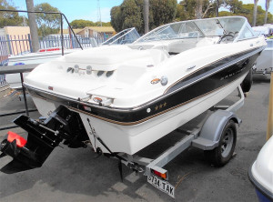 BAYLINER 185 LIMITED EDITION BOW RIDER