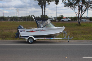 NEW 2019 QUINTREX 430 FISHABOUT WITH 50HP YAMAHA FOR SALE PACK 4