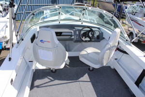 New 2019 Quintrex 450 Fishabout with a 60 HP Yamaha pack 1  and  1 Only LEFT