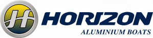 Brand new Horizon 4.15m Easy Fisher PRO deluxe tiller steer deep V open aluminium boat.
