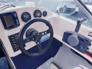 Caribbean Concorde  Fibreglass 1996 Cuddy Cabin