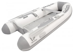 Brand New Zodiac Cadet ALU inflatable boats with sectioned aluminium floors and inflatable keels. (3 sizes available)