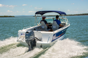 QUINTREX 481 FISHABOUT  F75 HP Pack 4