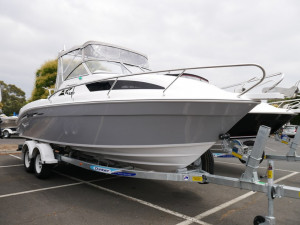 Revival 640 Sportz - Offshore Cabin Boat - April Super Special