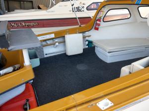 15ft Rover Custom half cabin