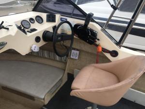 HAINES HUNTER 490SLC CUDDY CABIN