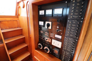 Frers 48 Yacht