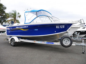 Quintrex 490 Fishabout - Runabout