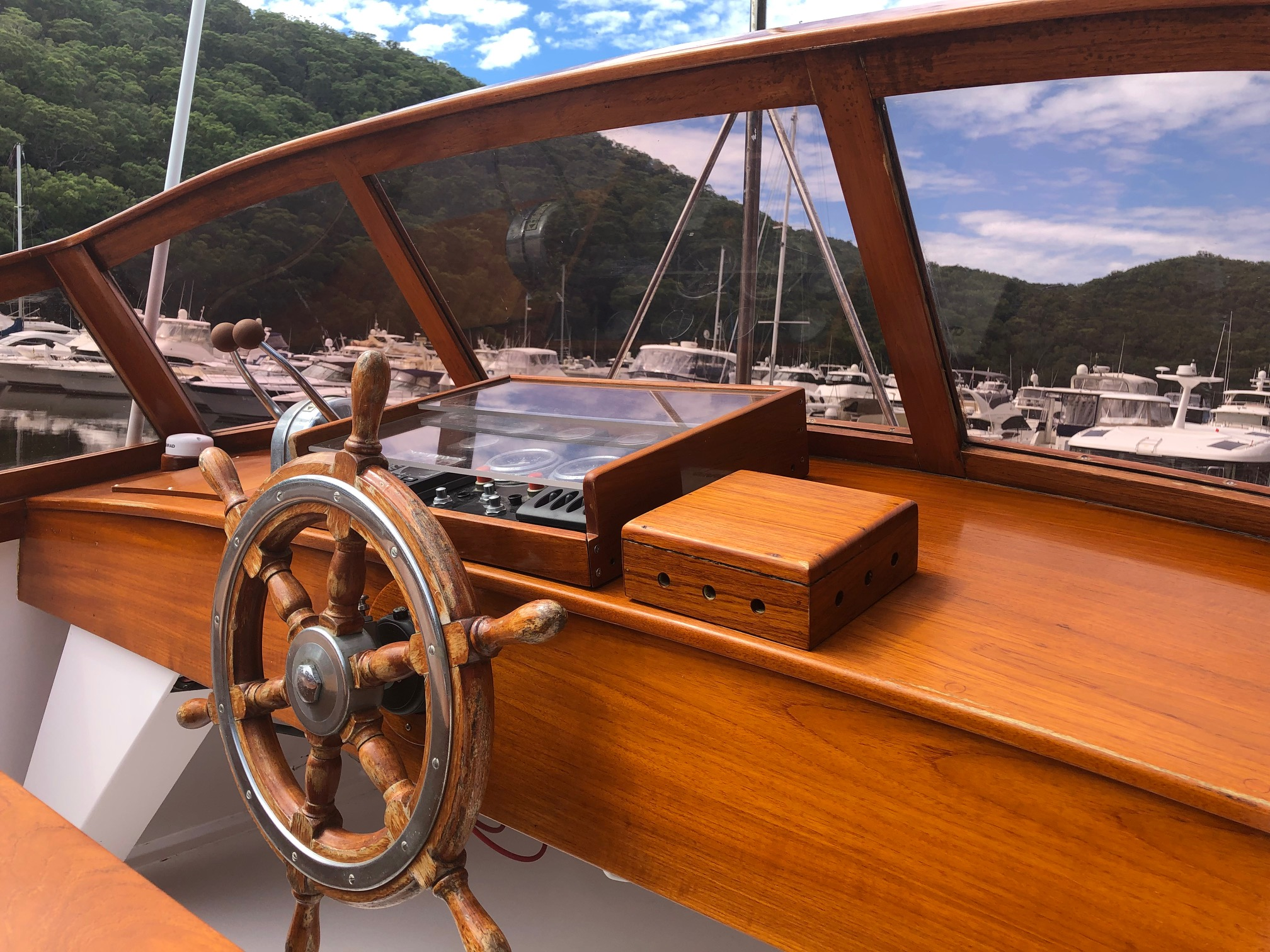 Halvorsen 40 5th Share - Classic Boat Share Flagship