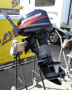 MERCURY 15HP OUTBOARD