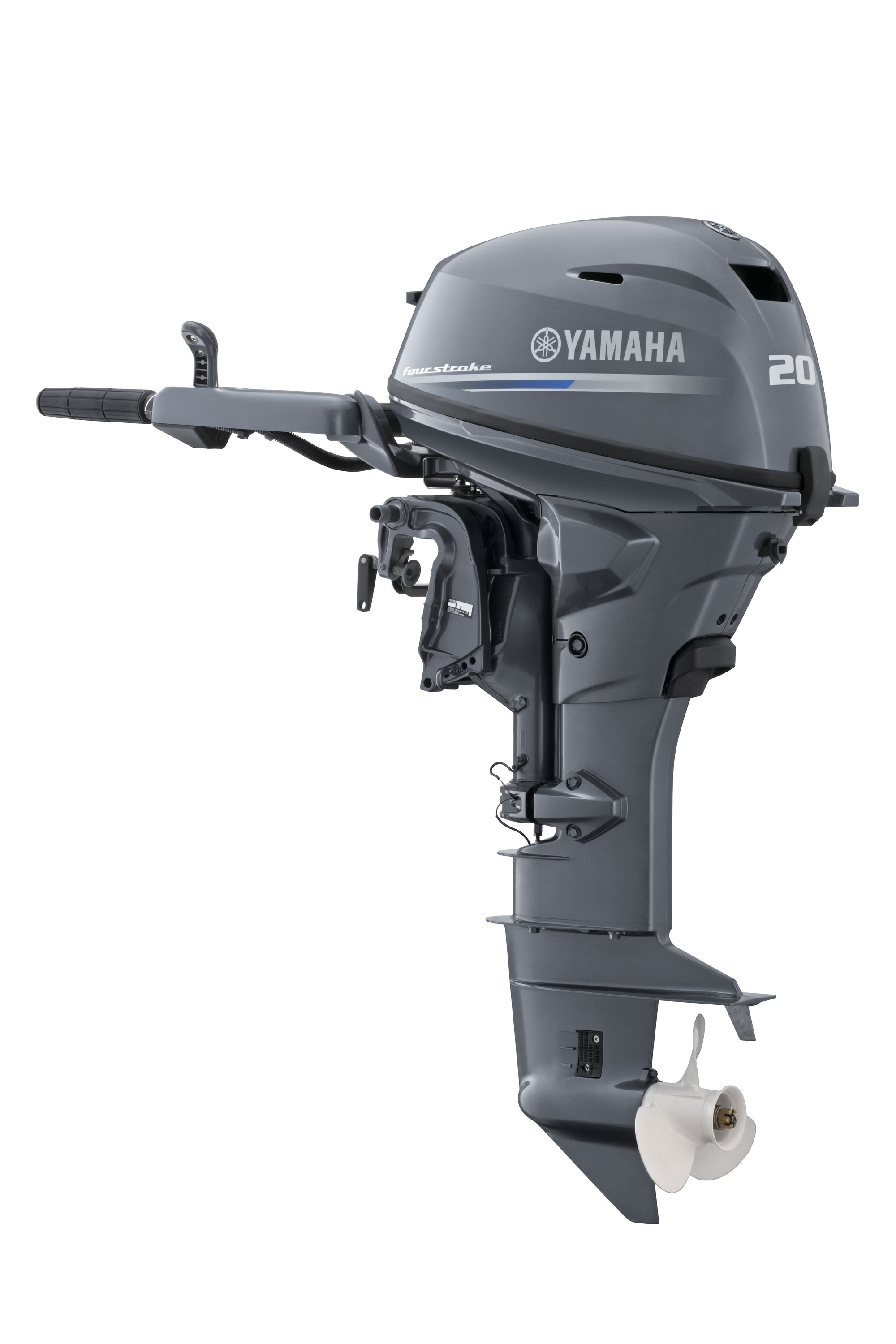 F20LWPB Yamaha 4 Stroke 20hp Long Shaft, Electric Start