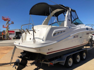 Sea Ray 260 Sundeck