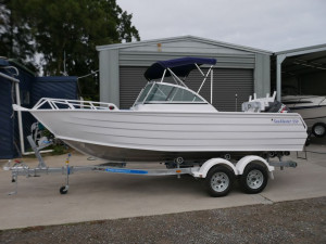 Seamaster 550 Bow Rider