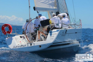 Beneteau First 40CR - Just A Dash - SOLD