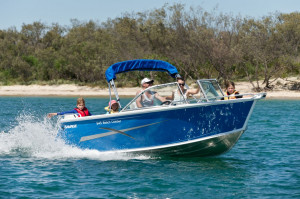 Brand new Savage 515 and 545 Beachcomber aluminium bowriders.