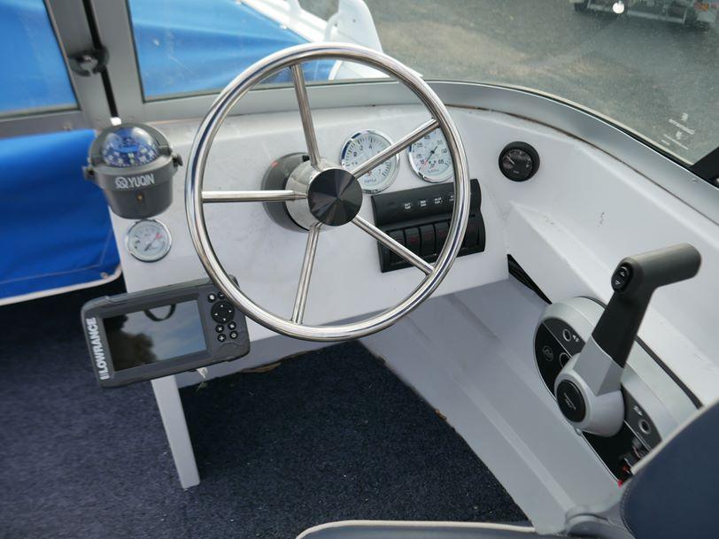 Seamaster 500 Bow Rider
