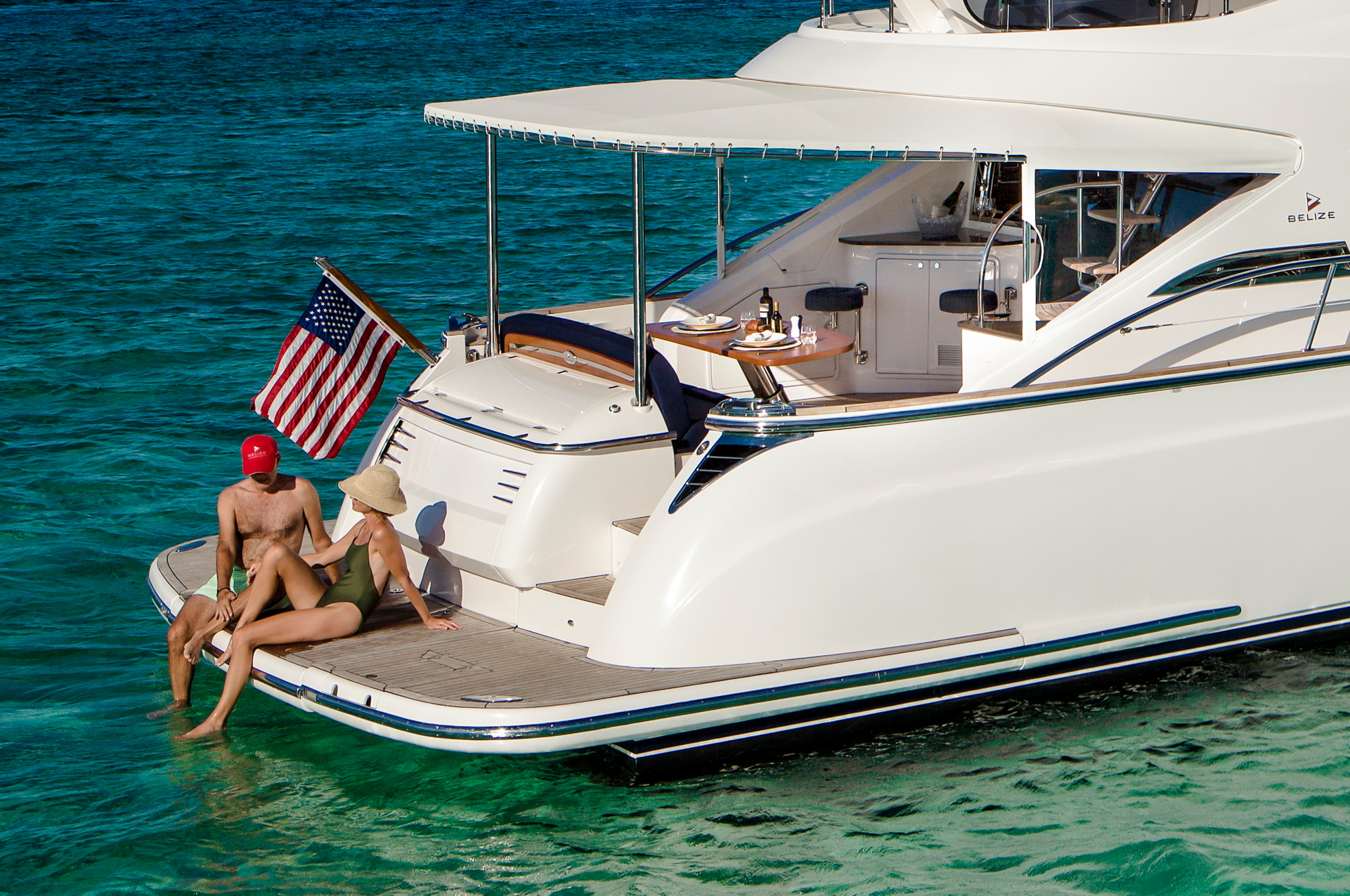 Belize 66 Daybridge