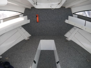 Quintrex 610 Trident - Cabin Boat