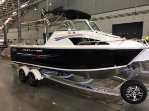 QUINTREX 570 OCEAN SPIRIT  F150 HP Pack 3