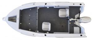 Brand new Savage 435 and 455 Scorpion TS (tiller steer) open aluminium boats.