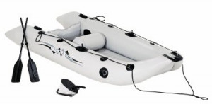 Brand new Sevylor SVX250 inflatable boat by Zodiac. Reduced from $999 to $799 (1 only)