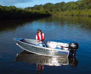 Brand new Savage 310 Water Rat HD open aluminium boat now in stock