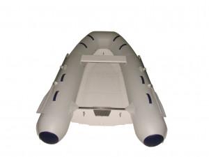 Brand new Mercury 290 Hypalon Ocean Runner fibreglass RIB in stock.
