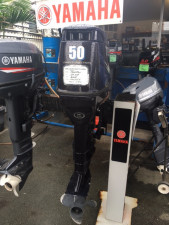 USED 2015 TOHATSU 50HP LONG SHAFT FOR SALE