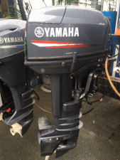 USED 2014 YAMAHA 30HP LONG SHAFT FOR SALE