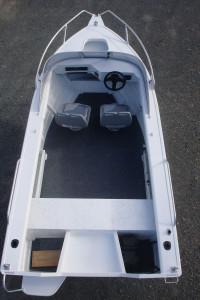 Brand new Horizon 450 Easy Fisher Runabout