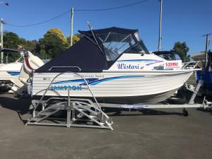 Used Boats Brisbane Quintrex