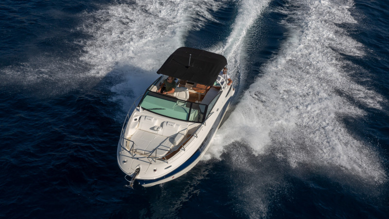 Sea Ray Sundancer 290 - Demonstrator