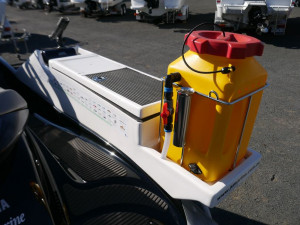 Yamaha Waverunner Jetski with Fish Pack