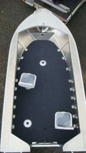 Brand new Horizon 525 Gulf heavy duty aluminium open tiller steer boat.
