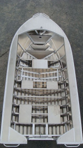 Brand new Horizon 485 Gulf heavy duty aluminium open boat.