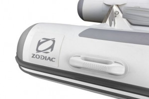 Brand new Zodiac Cadet 240 Aluminium RIB with welded seams!