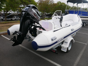 Mercury 460 Ocean Runner Inflatable