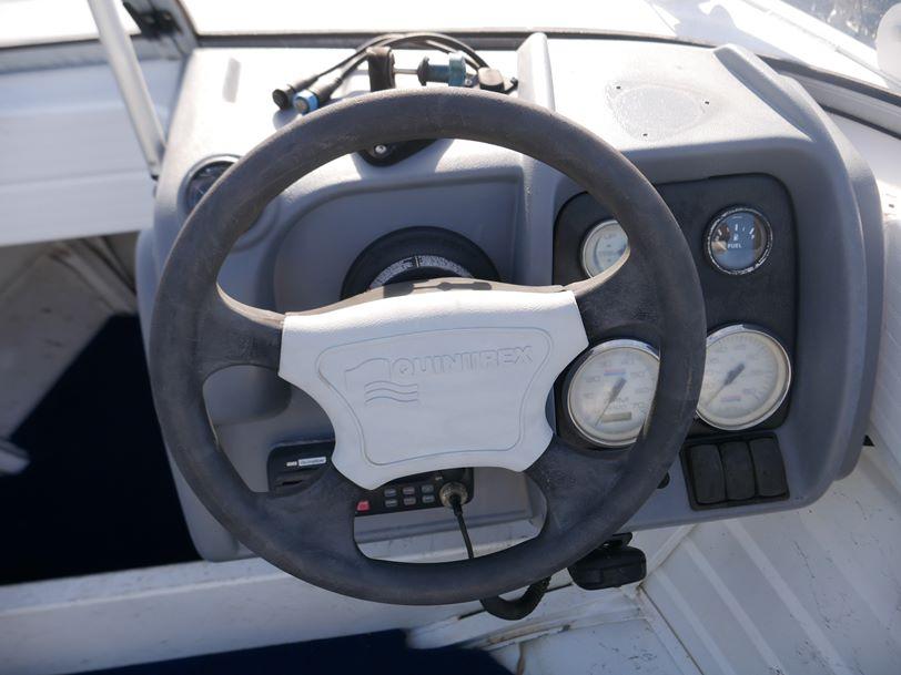 Quintrex 510 Coast Runner CV - Runabout