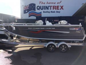 Quintrex 610  Territory Legend F150 Pack 3