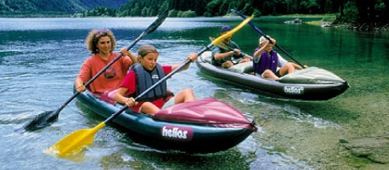 Brand new TOP QUALITY Gumotex Helios 380 tandem inflatable kayak reduced from $1299 to $999!