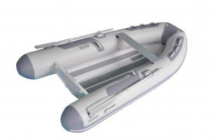Brand new Zodiac Cadet 270 Aluminium RIB with welded seams