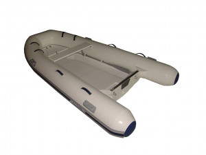 Brand new Mercury 350 Hypalon Ocean Runner Fibreglass RIB in stock!