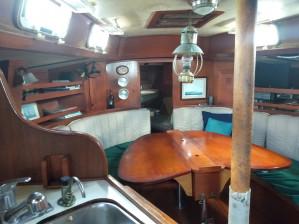 Cheoy Lee 41 Yacht