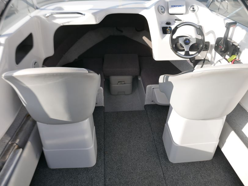 Baysport 575 Sports - Cabin Boat