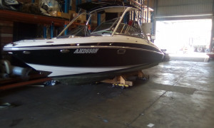 Four Winns H 240 Bow Rider 2011