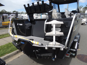 7600 YELLOWFIN SOUTHERNER HARDTOP  F250HP PACK 3
